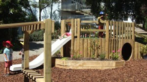early years outdoor play design and build
