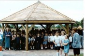 New School Timber Structure