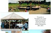 Harvington Gazebo 2001-2015