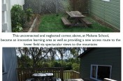 Mahana Outdoor Learning Deck