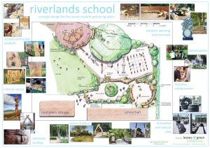 School Grounds landscape masterplan and design