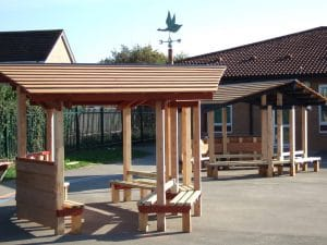 school grounds outdoor learning environments