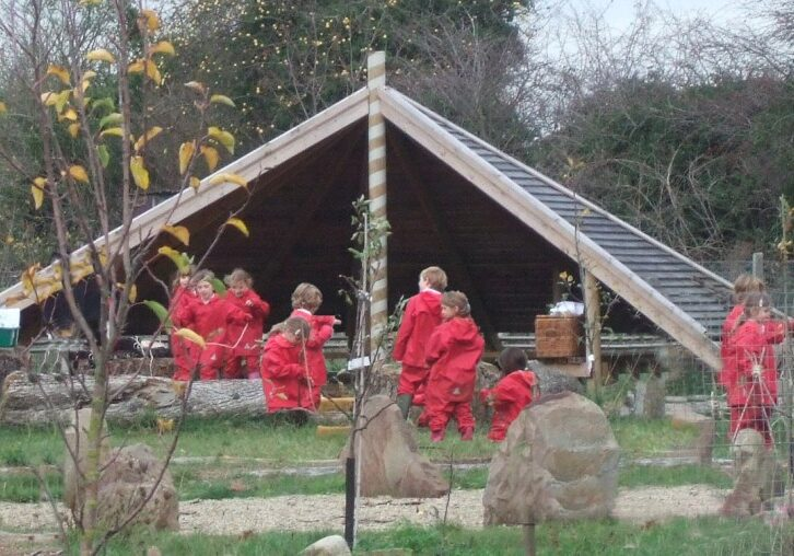 school grounds design and build and forest schools design